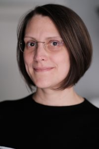 Portrait Doris Ossberger